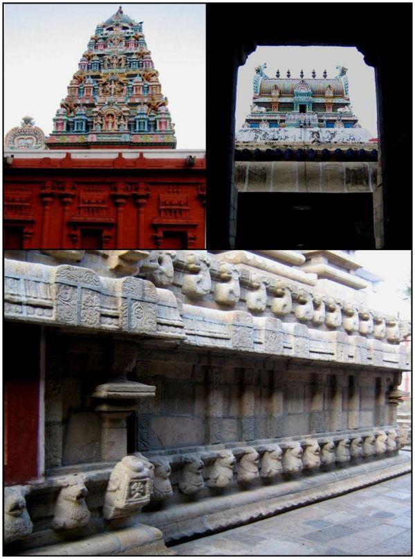 Temple Avudaiyar Koil Tamil nadu