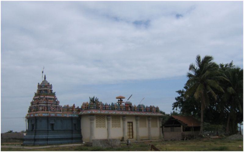 Ganapathy Temple along East Coast road