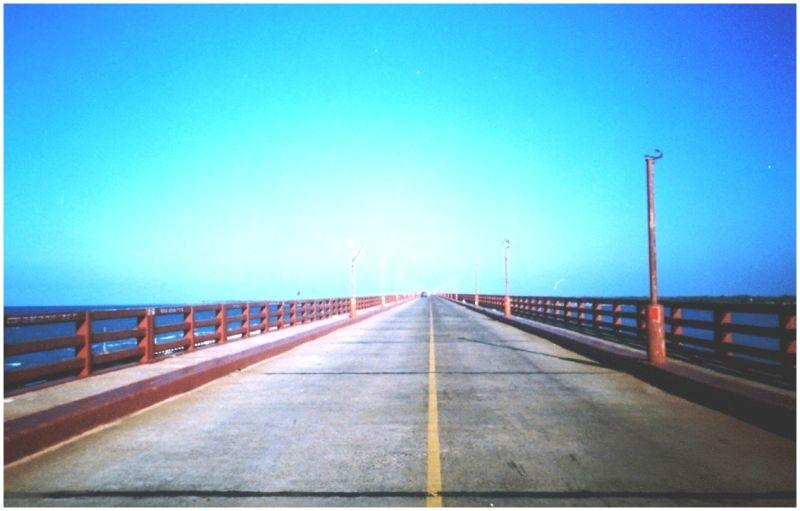 Pamban Road Bridge Rameswaram