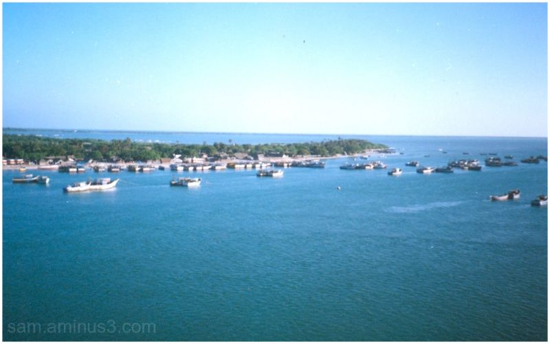 Rameswaram Island Tamil Nadu