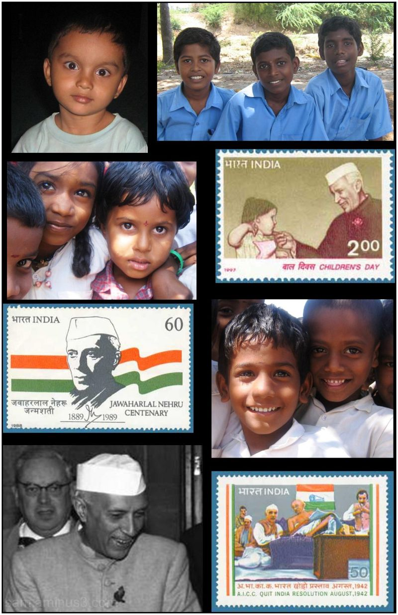 Children's Day Jawaharlal Nehru