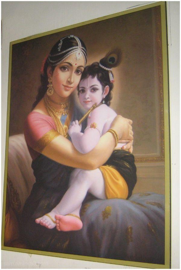 Yasodha Krishna Picture