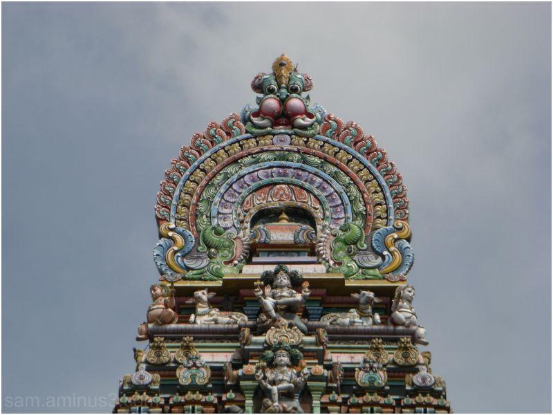 A Temple in Chennai