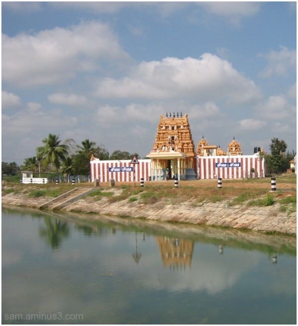 Sivan Kovil in a village