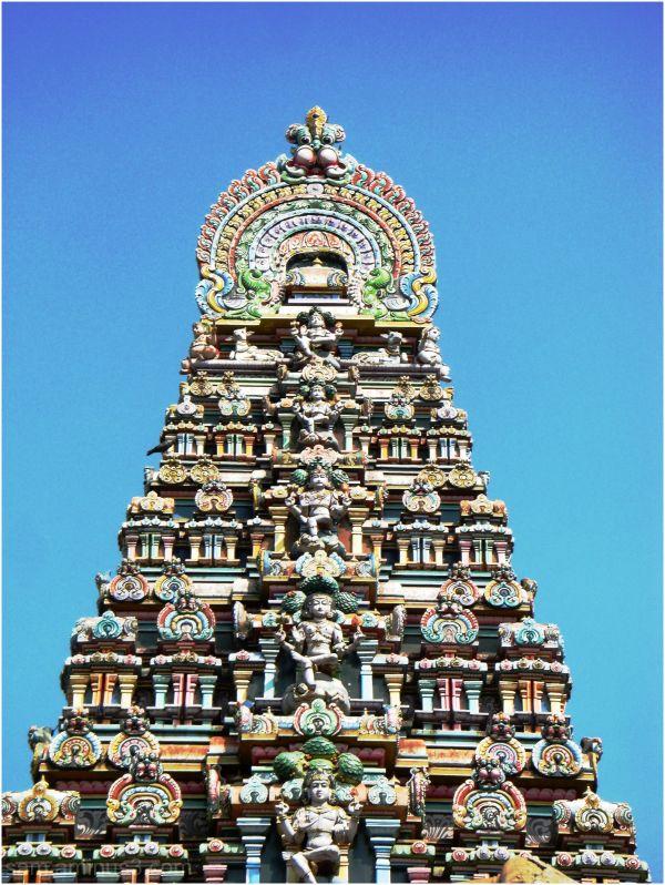 Mambalam Temple Gopuram