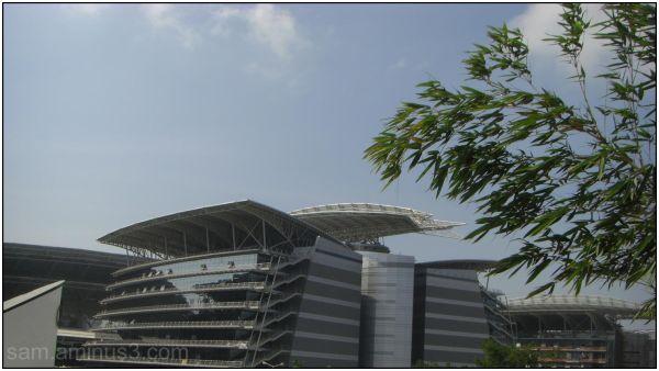 Modern IT Campus