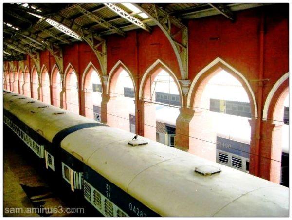 Egmore Inside Platform