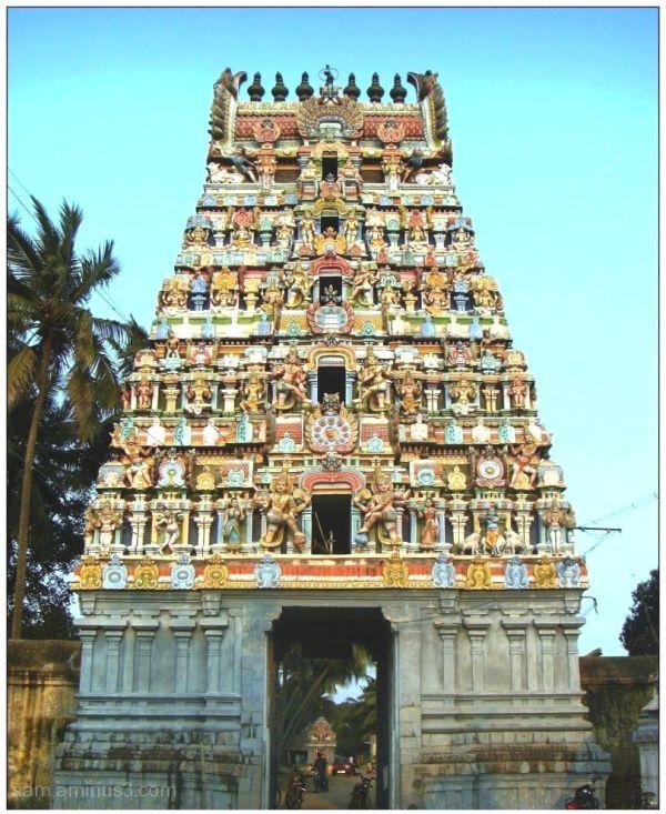 Thiruppungur temple