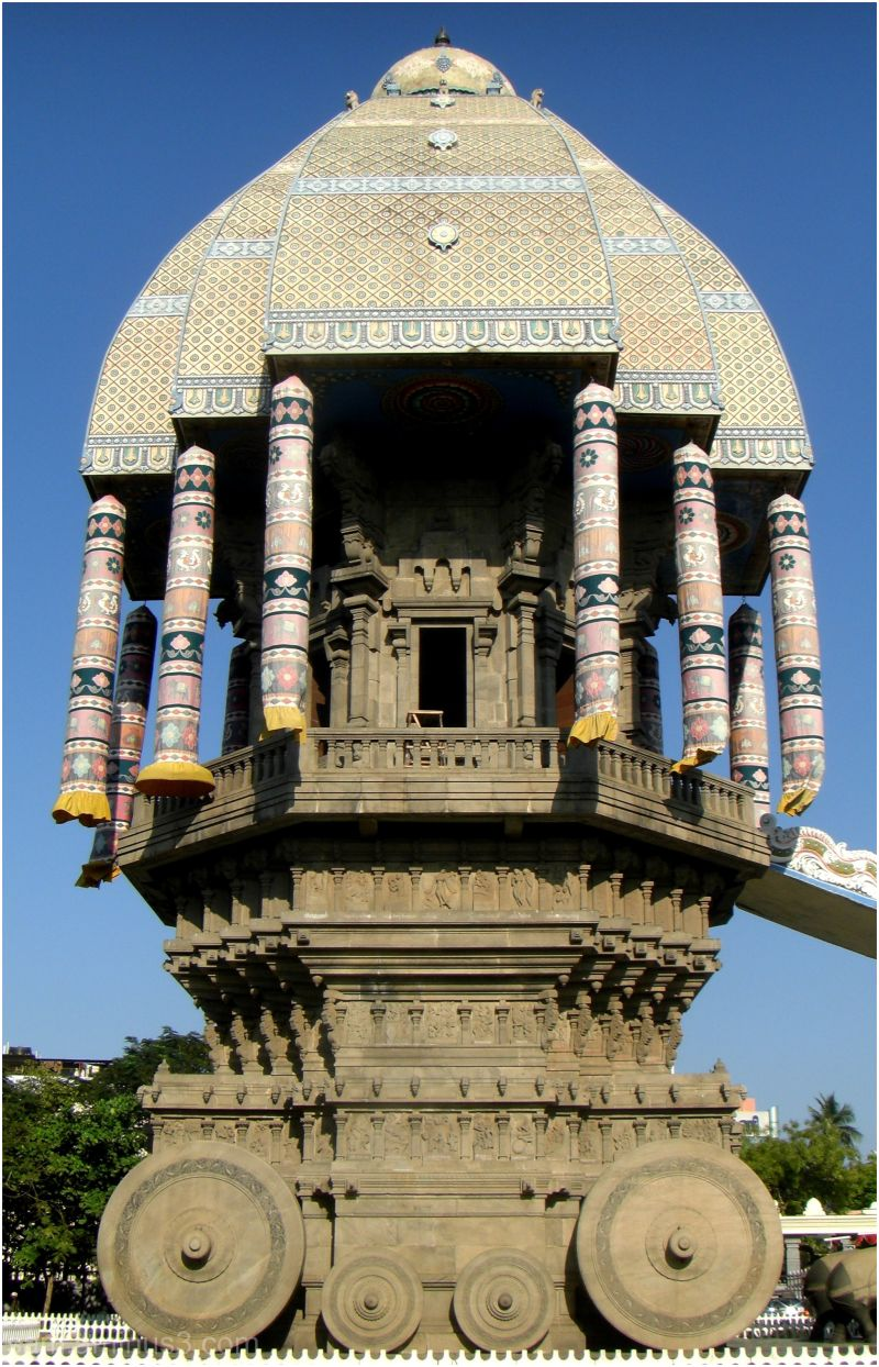 Valluvar Kottam Chennai