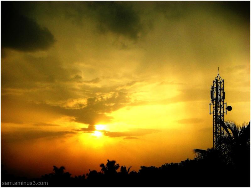 Sunset Chennai