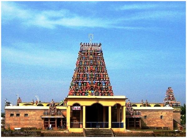 Kandanur Temple
