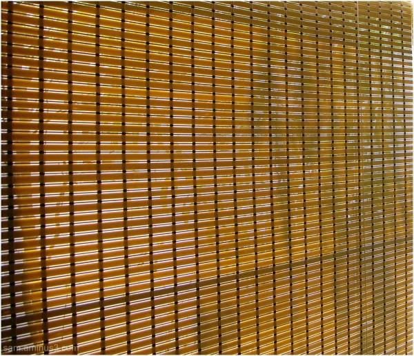 Bamboo Window Curtain