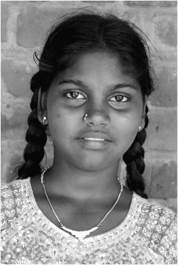 Portrait in Dakshina Chitra