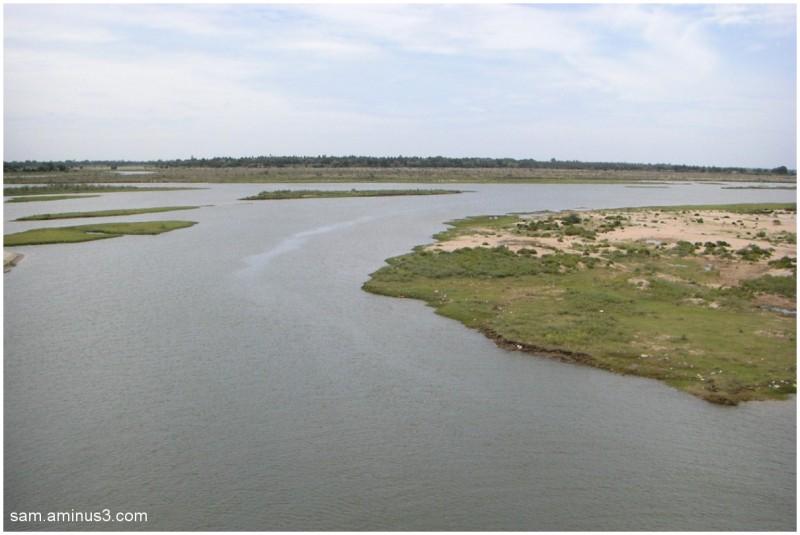 Kollidam River