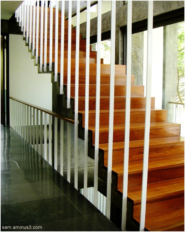 Guest House Staircase
