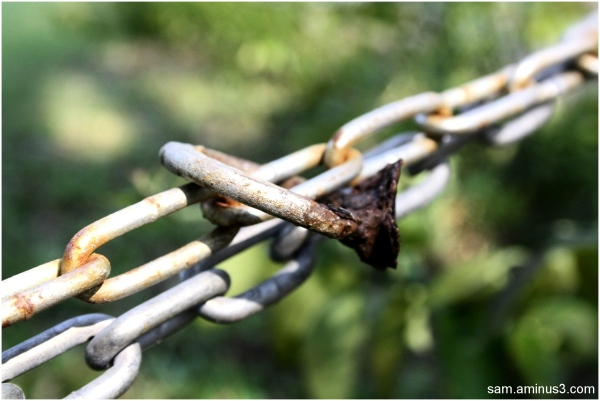 A Rusted Link