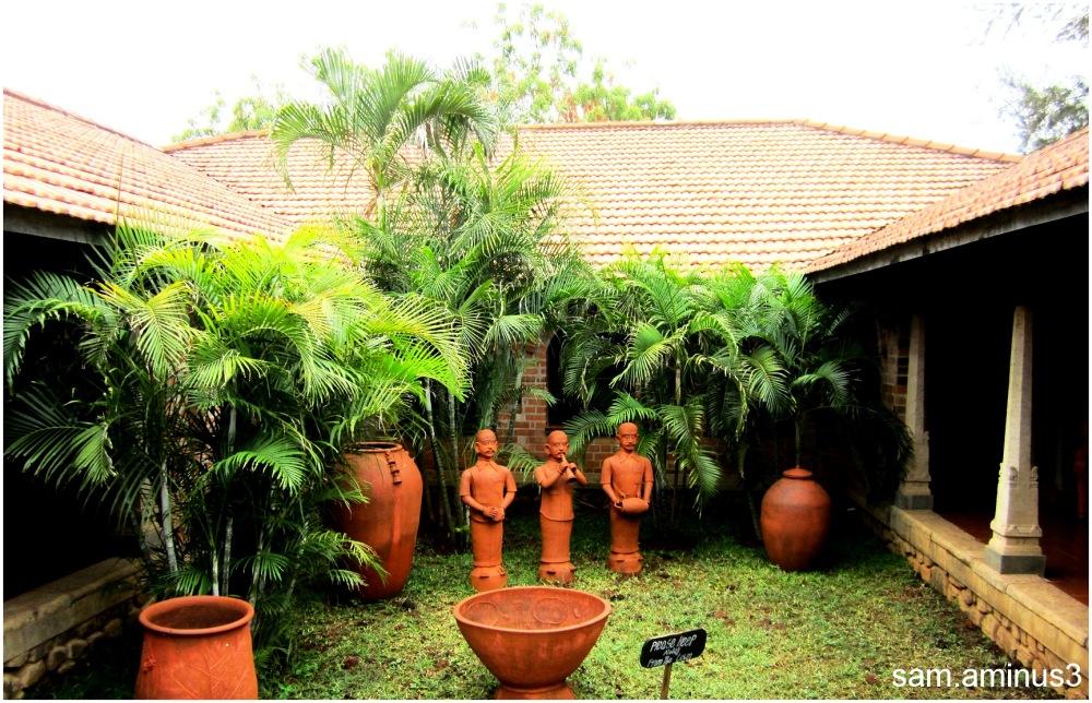 Landscape Courtyard