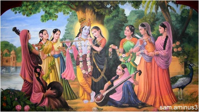 Painting - Lord  Krishna