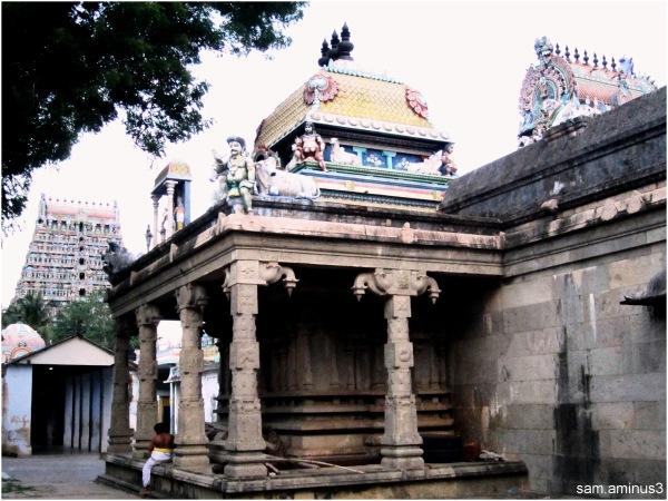 Mayavaram Temple