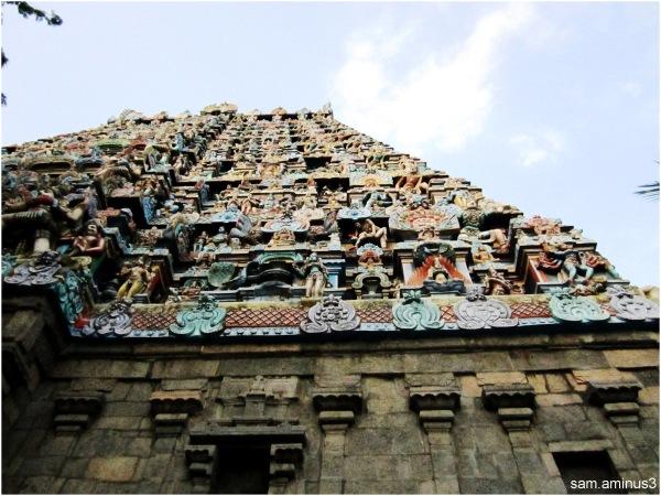 Mayavaram Temple Gopuram