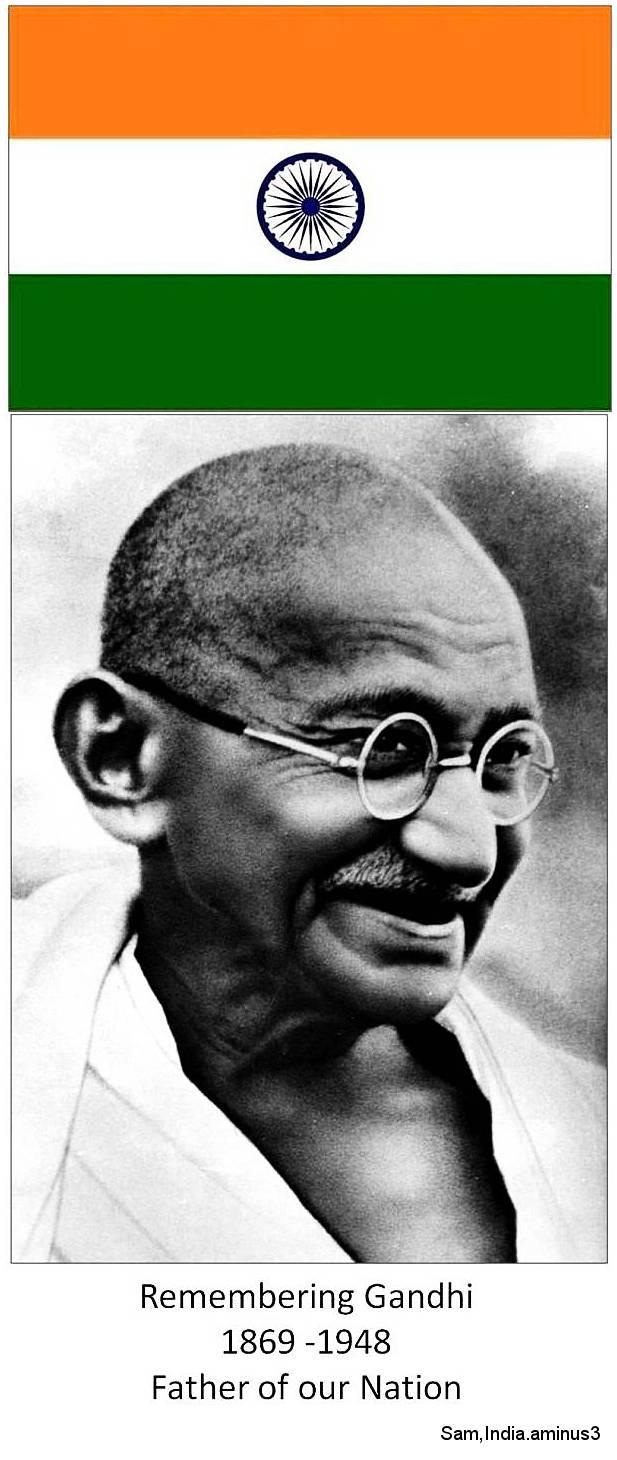 Remembering Gandhi