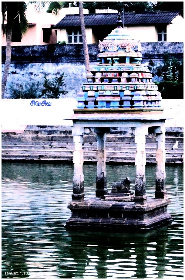 Mayavaram Temple Tank