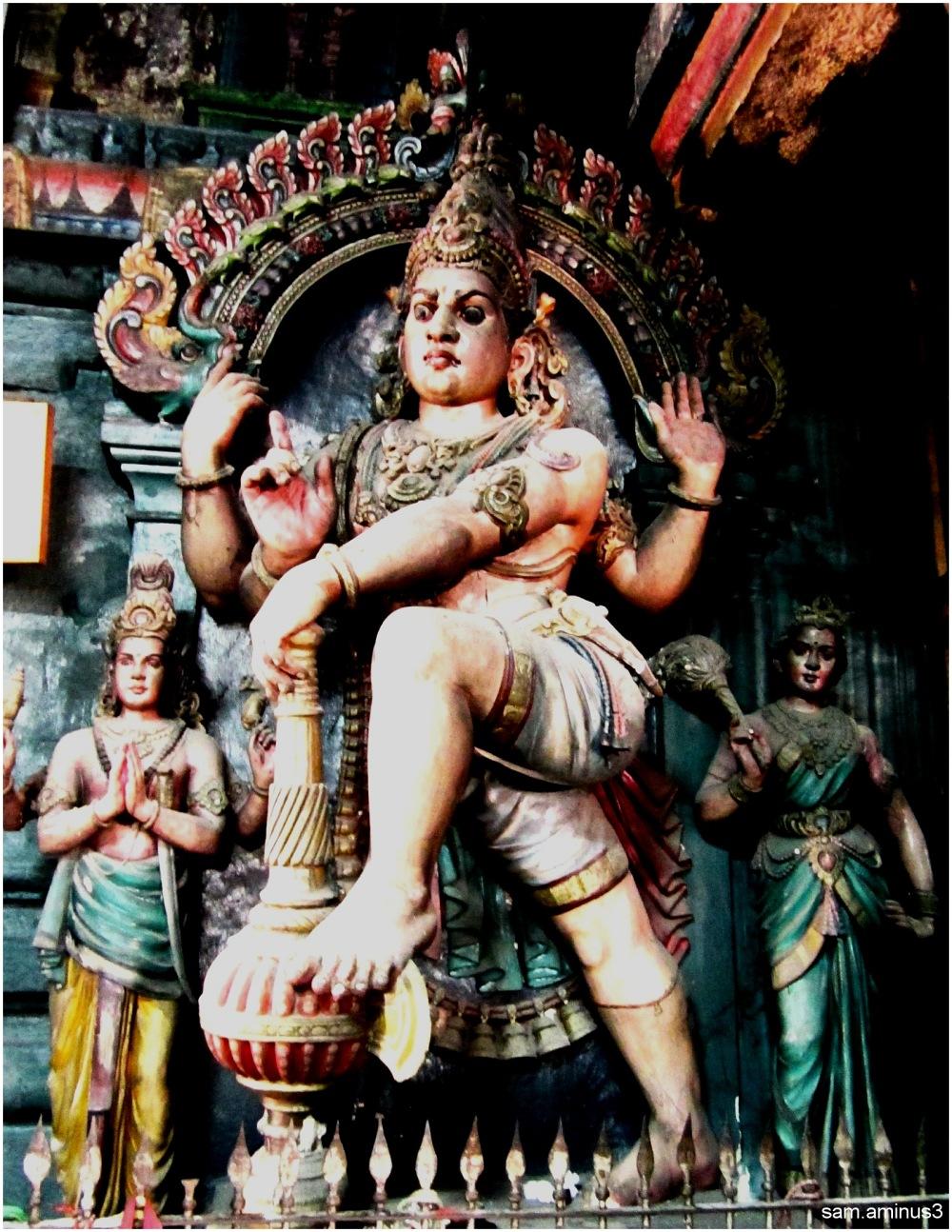 Thuvara Balagar Vaitheeswarankoil Temple