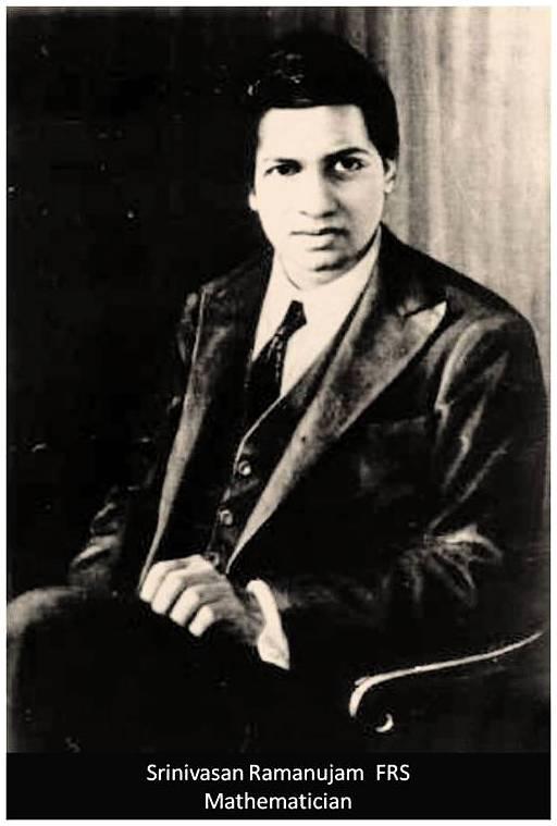 Ramanujam FRS Mathematician