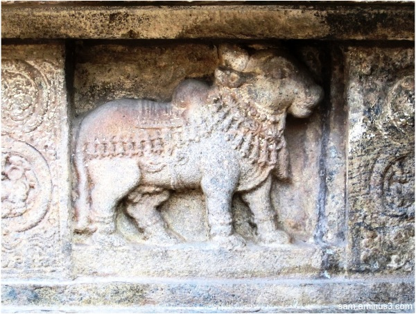 Darasuram Temple - Stone Carvings