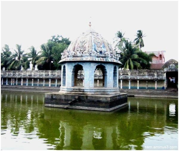 Vaitheeswarankoil Temple Tank