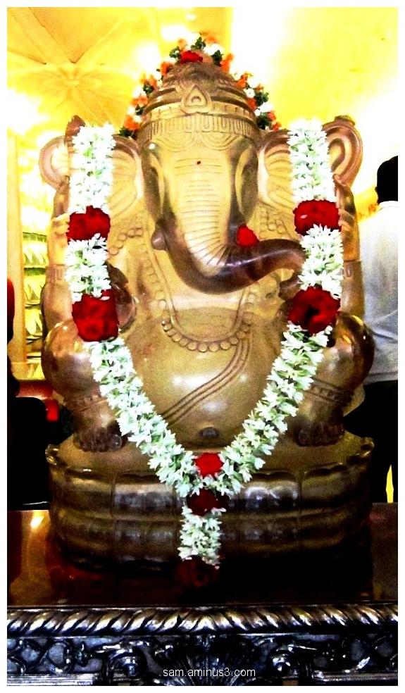 Ganesha in GRT