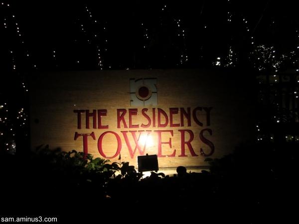 Hotel Residency Towers