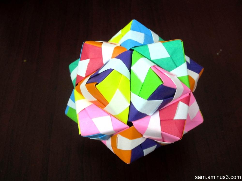 Paper Model Origami