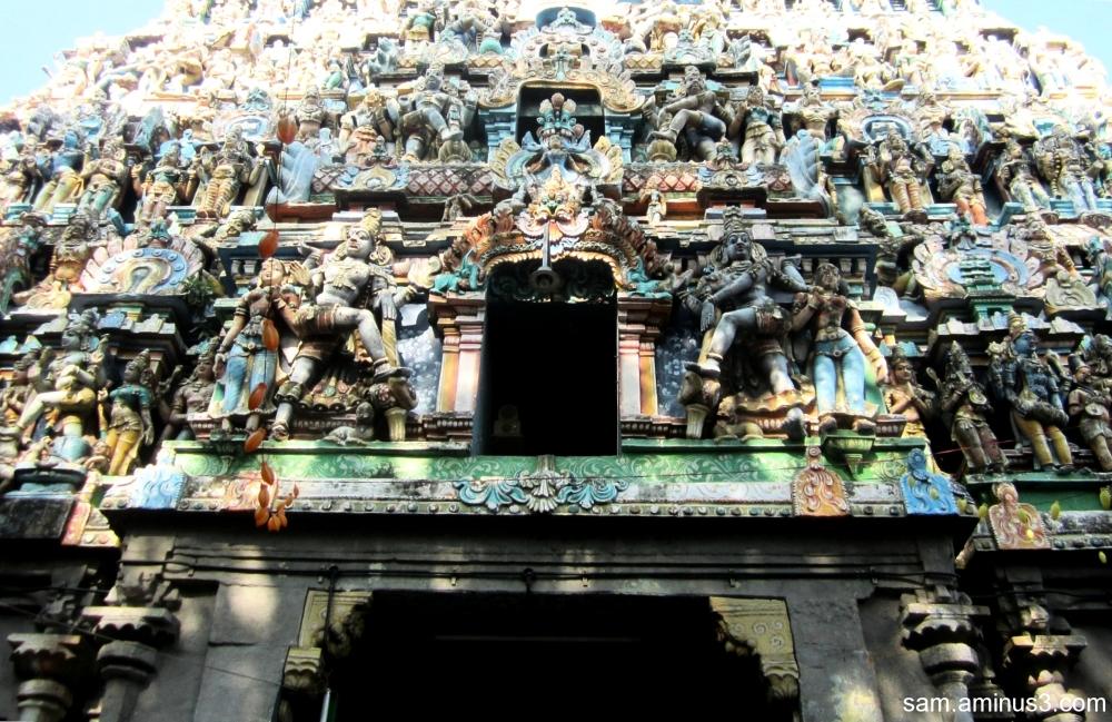 Vaitheeswarankoil Gopuram