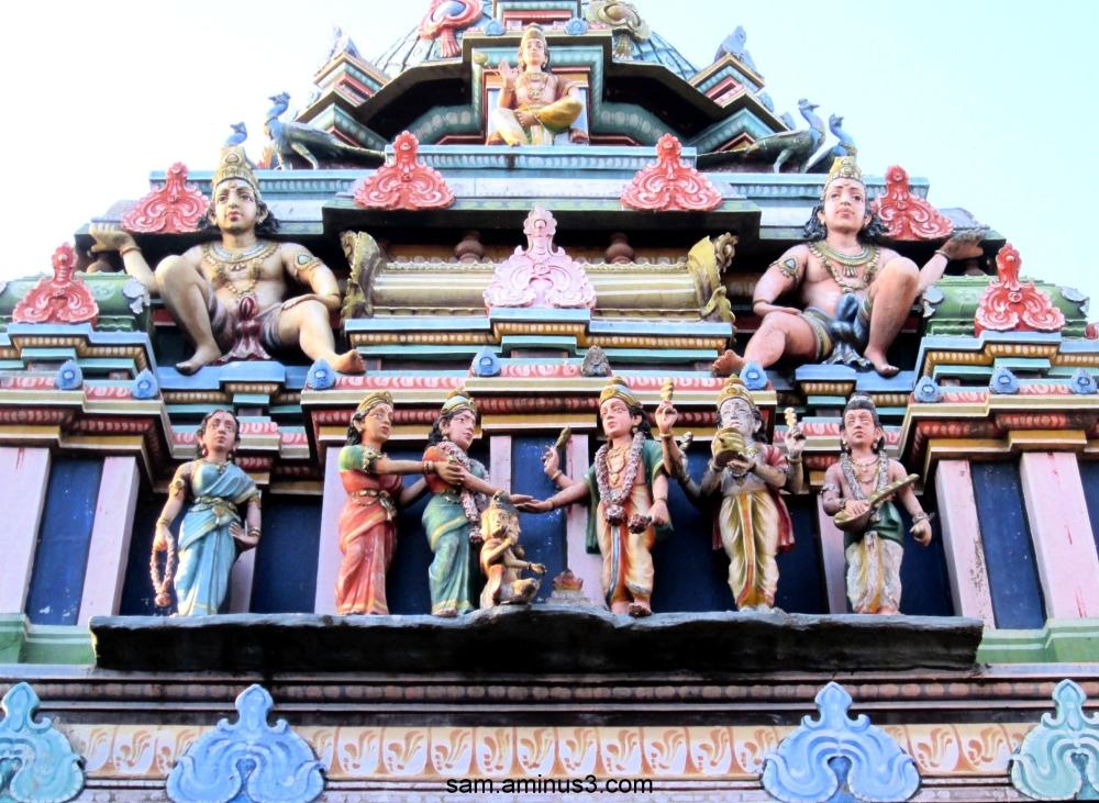 Siruvapuri Temple Gopuram