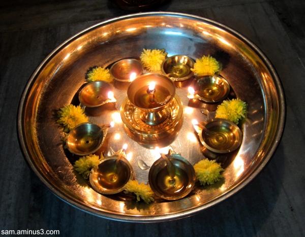 Karthikai Deepam
