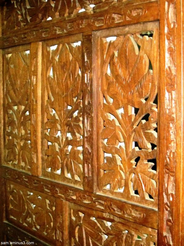 Wooden Panel