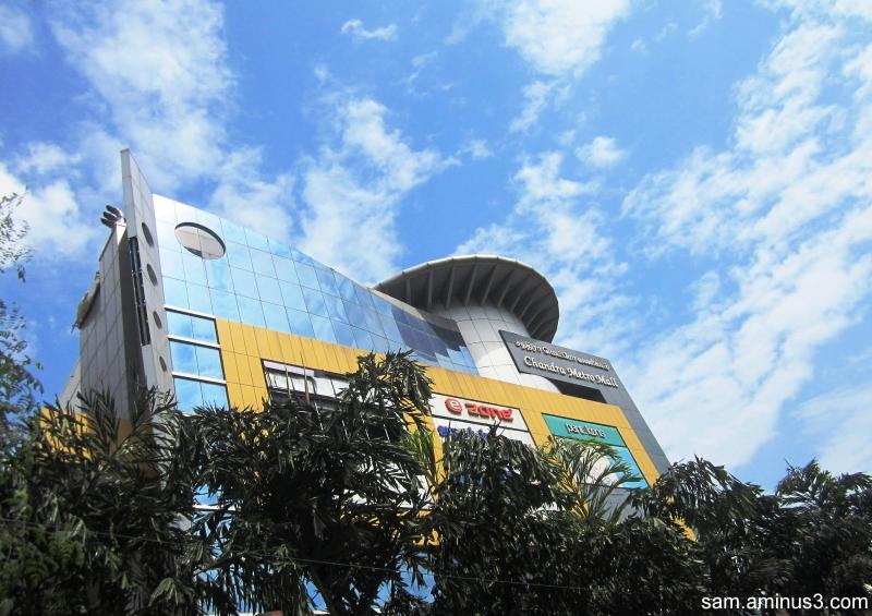 Chandra Metro Mall