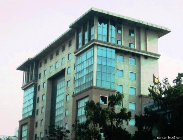 Chennai Buildings
