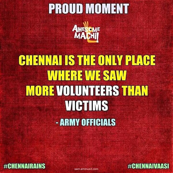 Our Chennai
