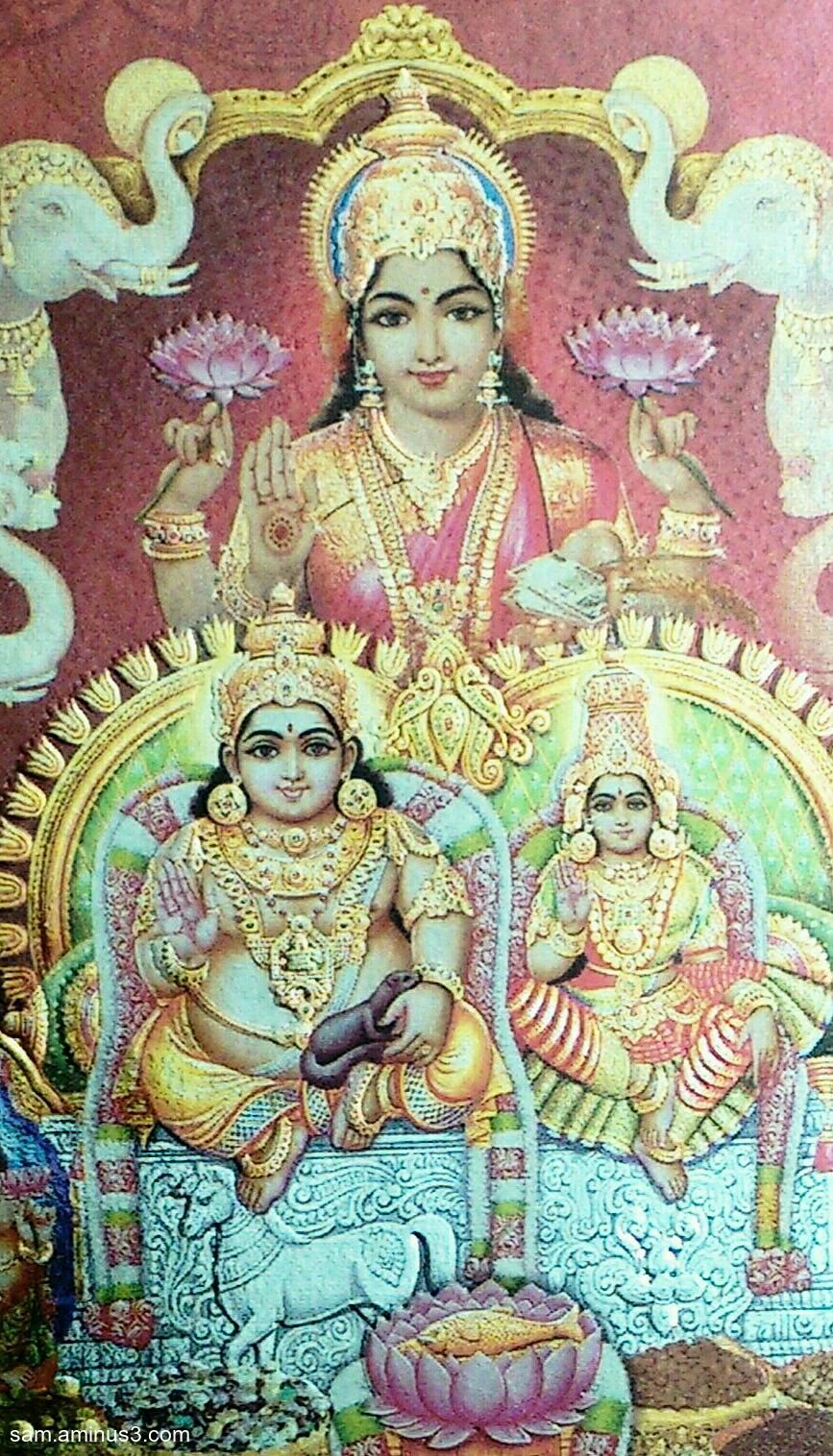 Mahalakshmi - Kuberan