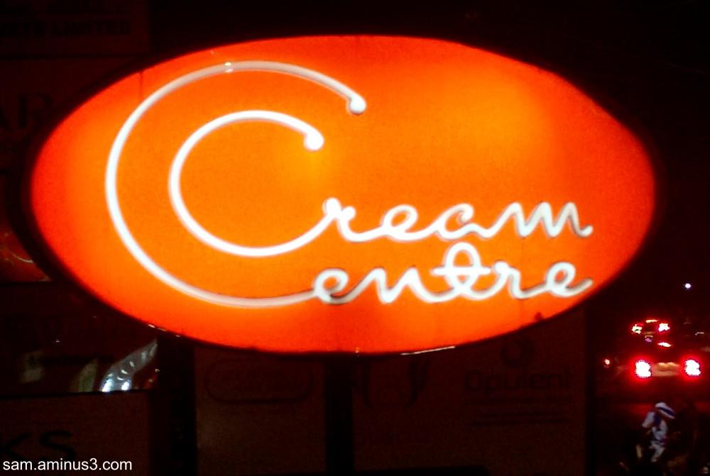 Cream Centre