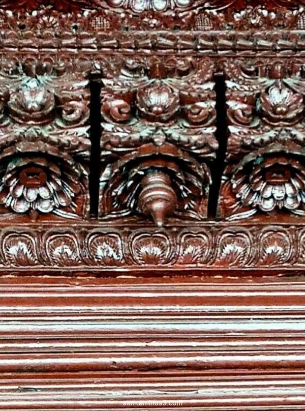 Carvings in Wood