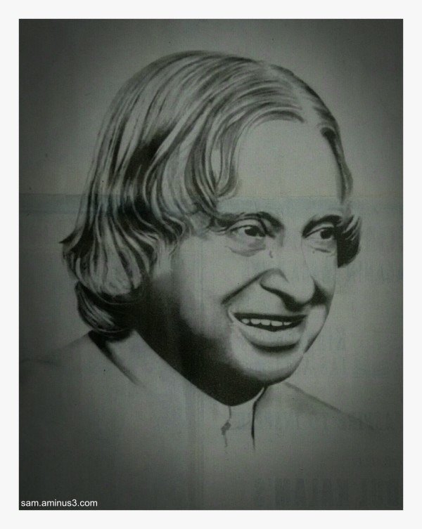 Dr Abdul Kalam. (1931-2015)