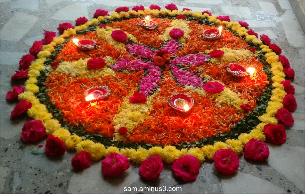 Onam Decorations