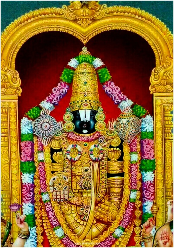 Lord Venkatachalapathy