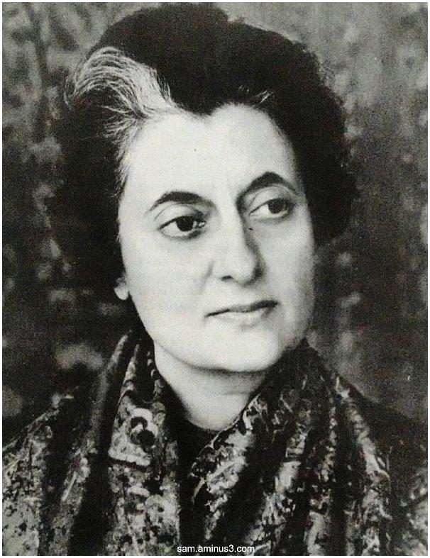 Indira Gandhi (1917-1984)