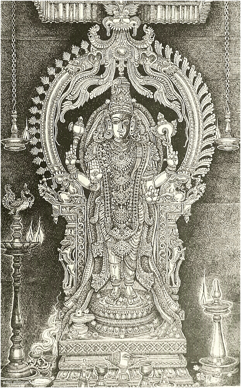 Temple Sculpture