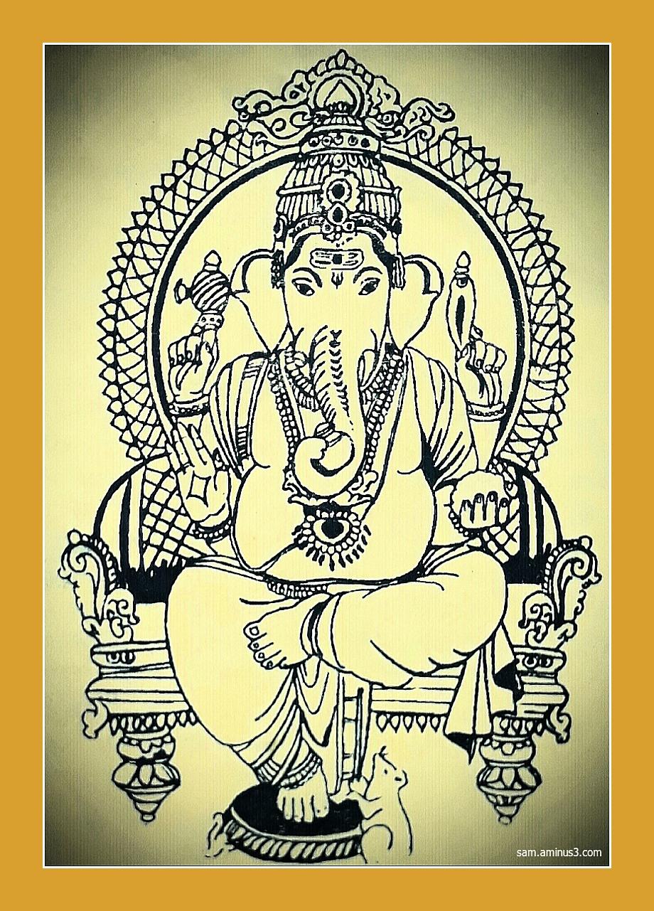 Sri Sakthi  Vinayagar
