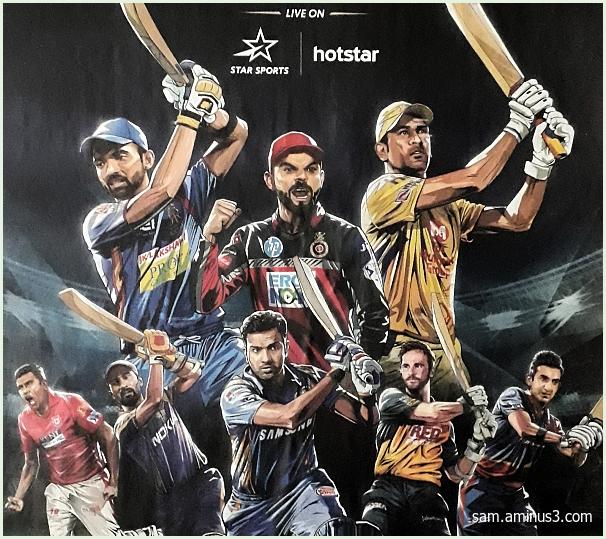 Cricket  IPL 2018